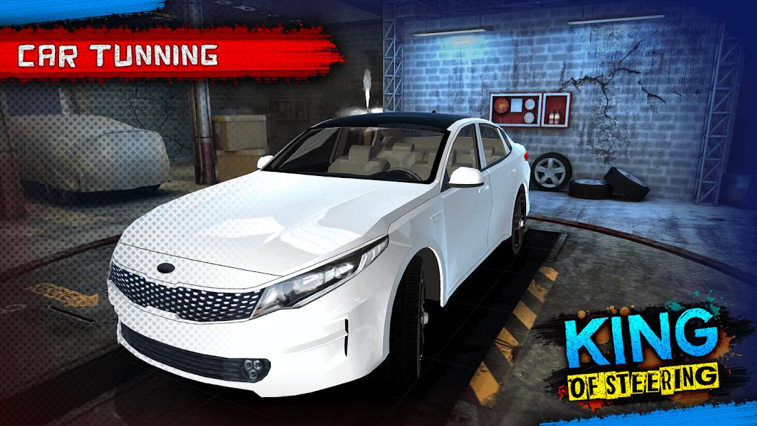 لعبة King Of Steering